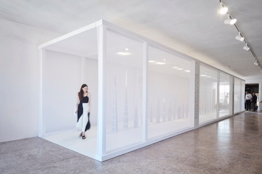 SOM Arte+Arquitectura+Ingeniería exposición