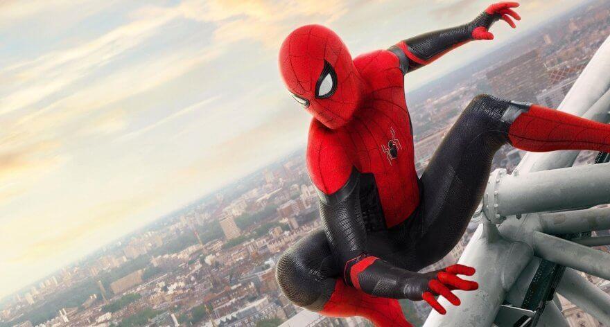 El nuevo tráiler de Spider-Man: Far From Home llegó