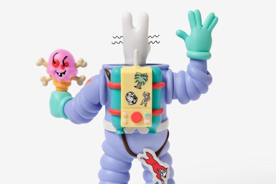 Steven Harrington y ICECREAM tienen nuevo juguete