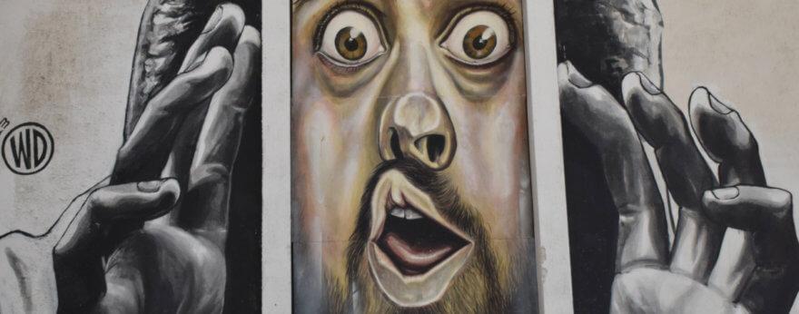Arte urbano en Exarchia, el barrio anarquista de Europa