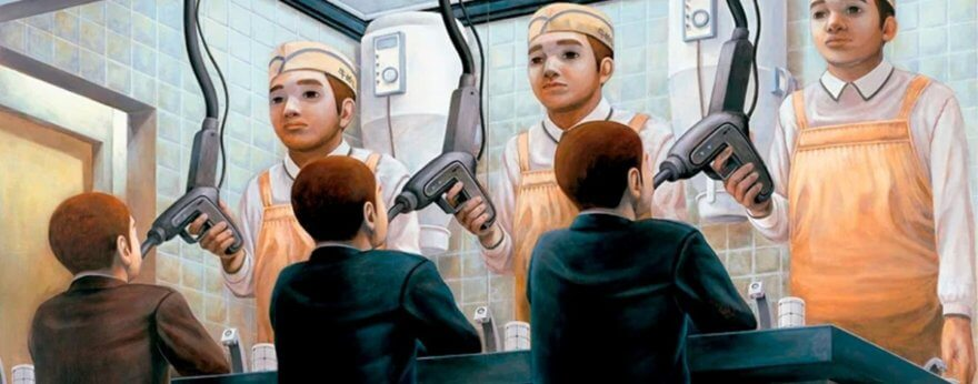 Tetsuya Ishida evoca la «década perdida» de Japón