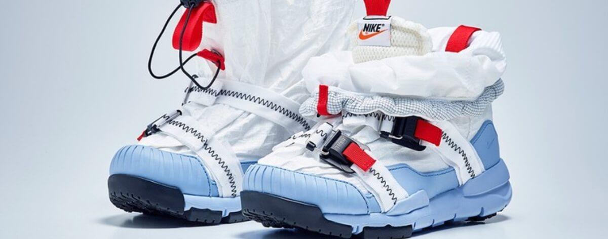 Tom Sachs y Nike Mars Yard estrenan esta prenda