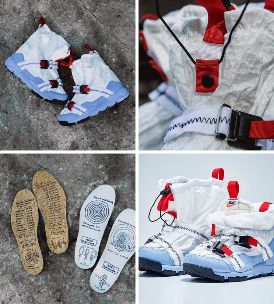 Toms Sachs en colaboración con Nike Crafts