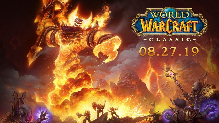 videojuego World of warcraft