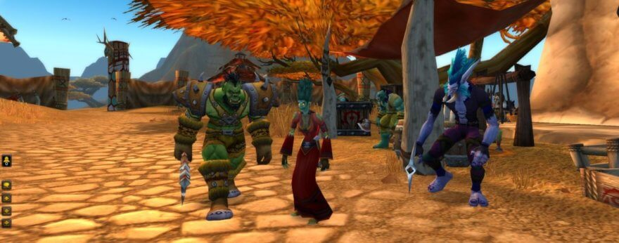 World of Warcraft Classics llega en agosto