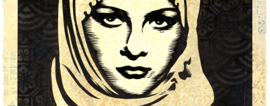 Retrospectiva de Shepard Fairey en París
