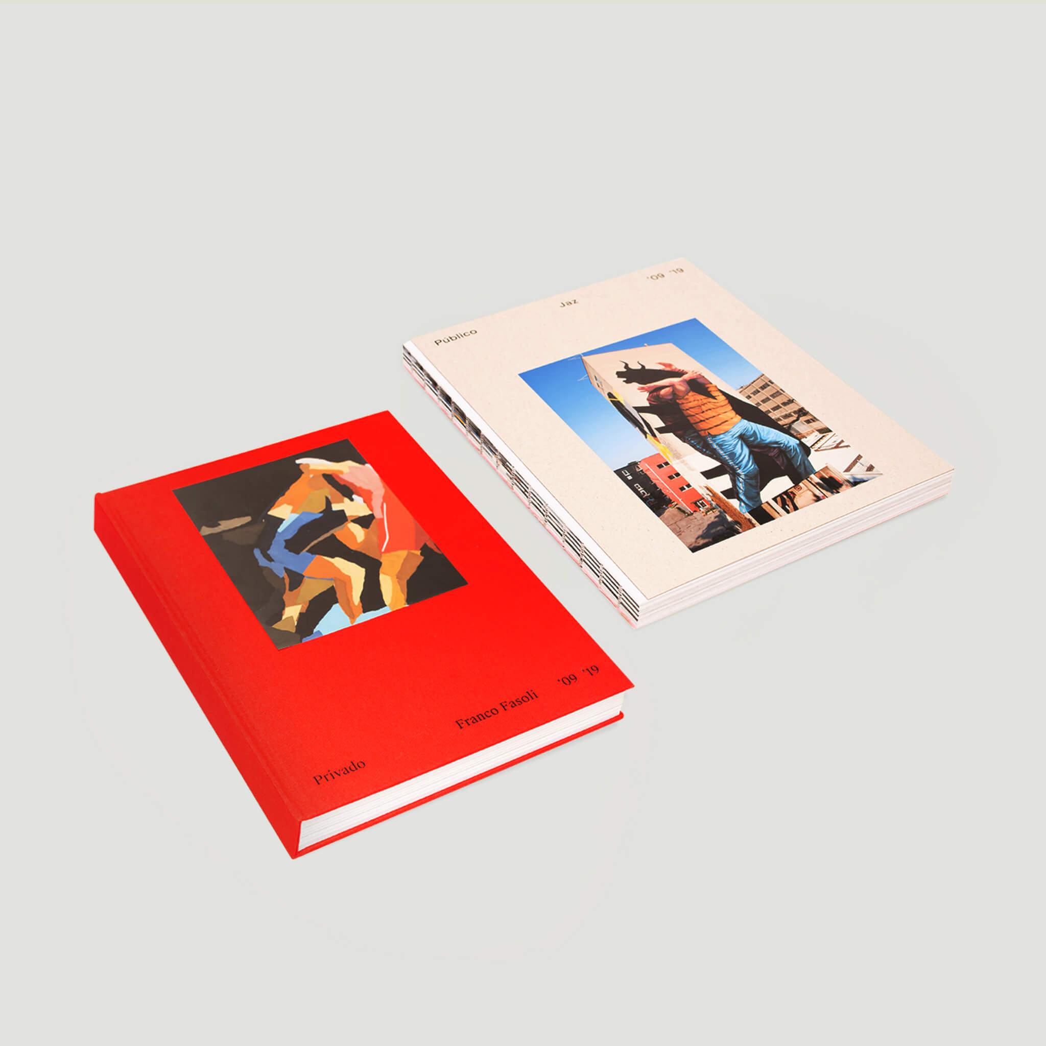 Franco Fasoli y su nuevo libro
