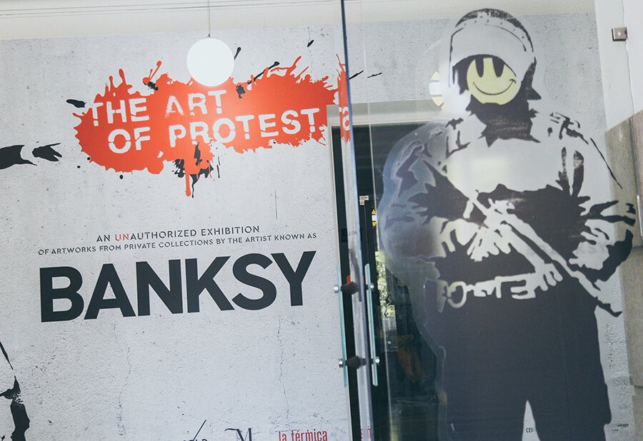 The Art of Protest cartel