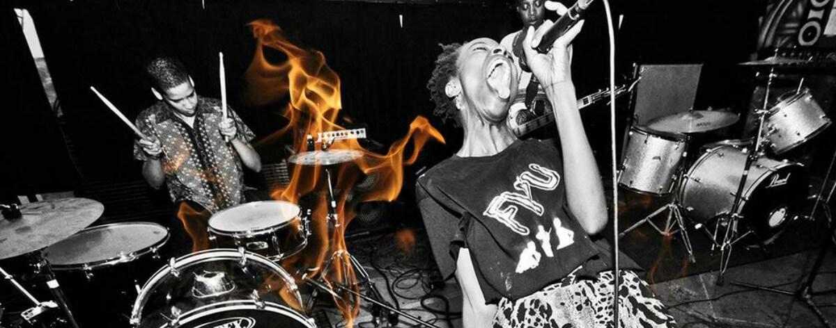 A Right to Defiance, un festival de punk incluyente