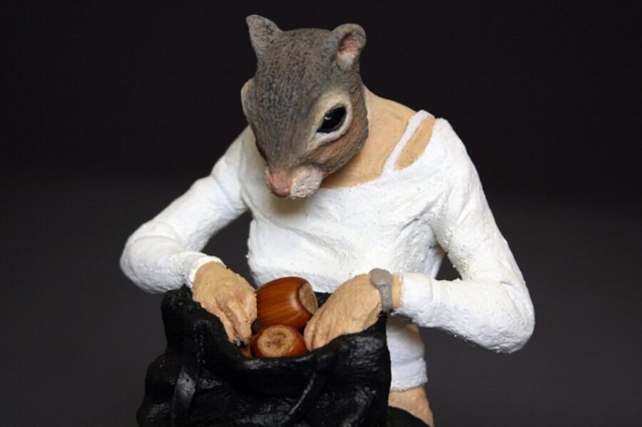 Esculturas animales