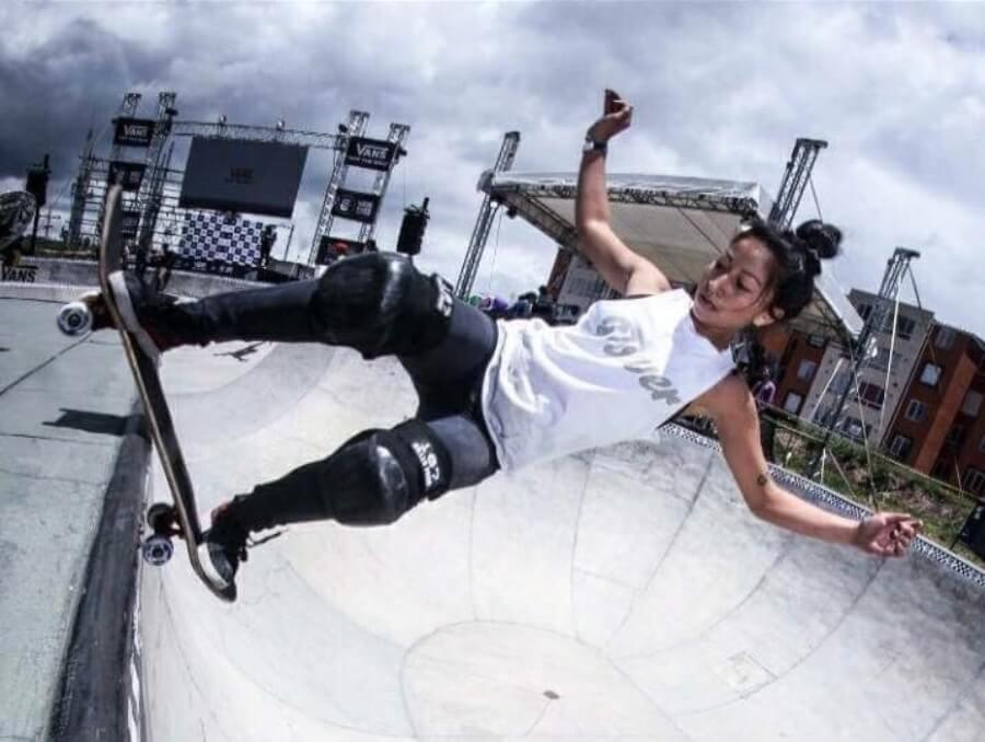 Los mejores skaters de colombia
