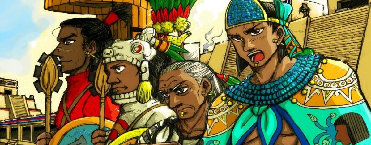 Aztec Empire: el cómic de la Conquista te encantará