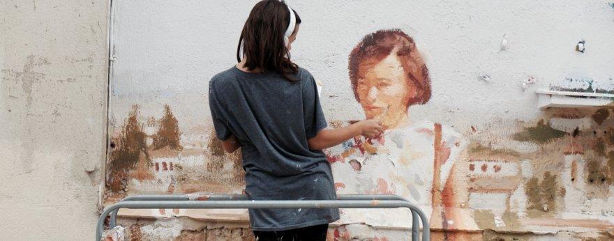 B Murals: Dinámica cultural y arte urbano en Barcelona