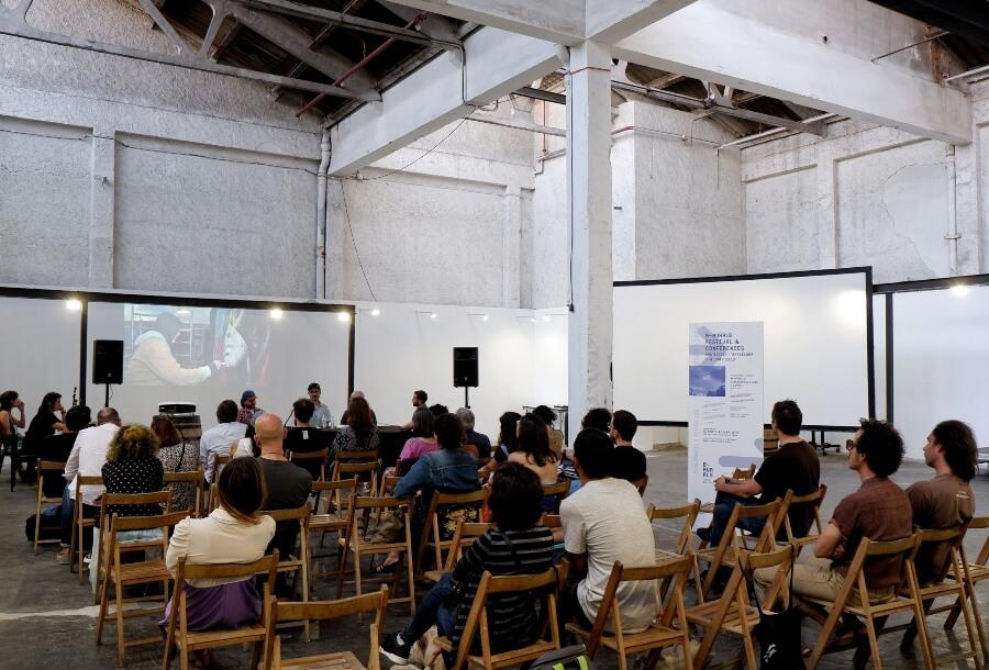 Conferencias y charlas en la Nau Bostik