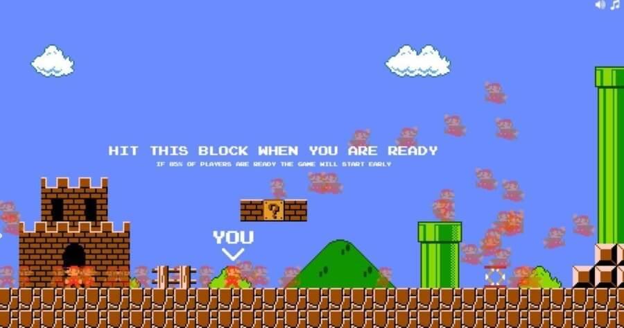 Mario Bros llega en una nueva modalidad