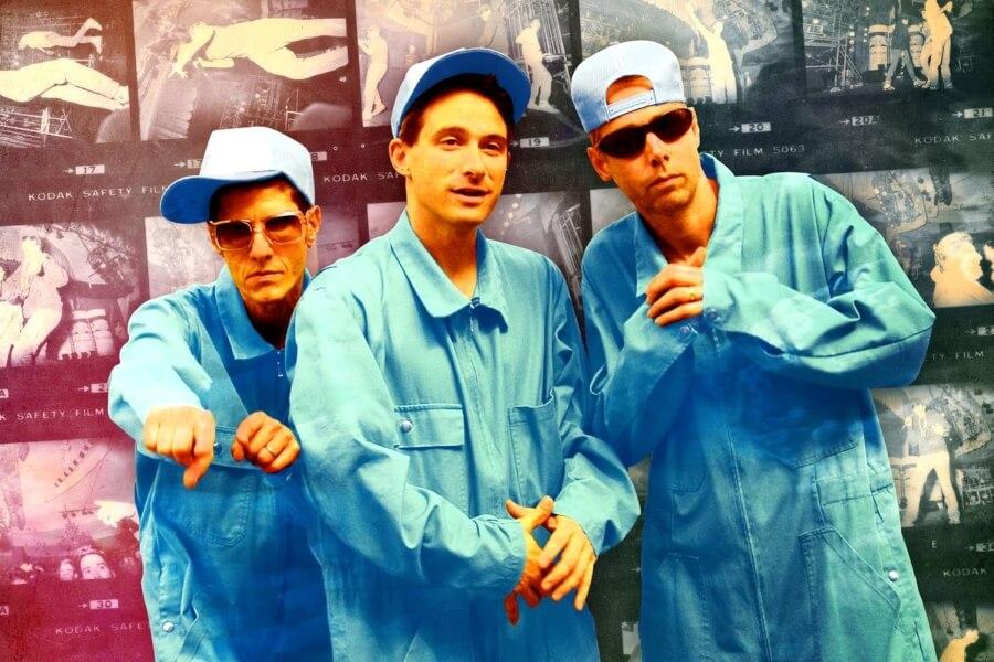 "Beastie Boys ""Ill Communication"""