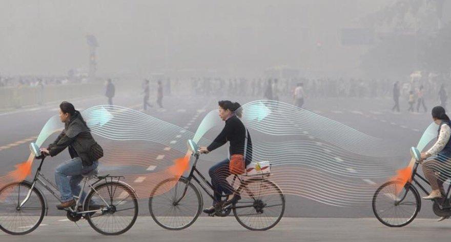 Bicicletas que absorben la contaminación ¡conócelas!