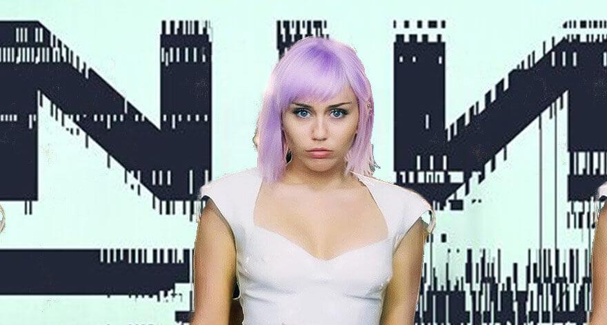 Black Mirror, Miley Cyrus y Nine Inch Nails