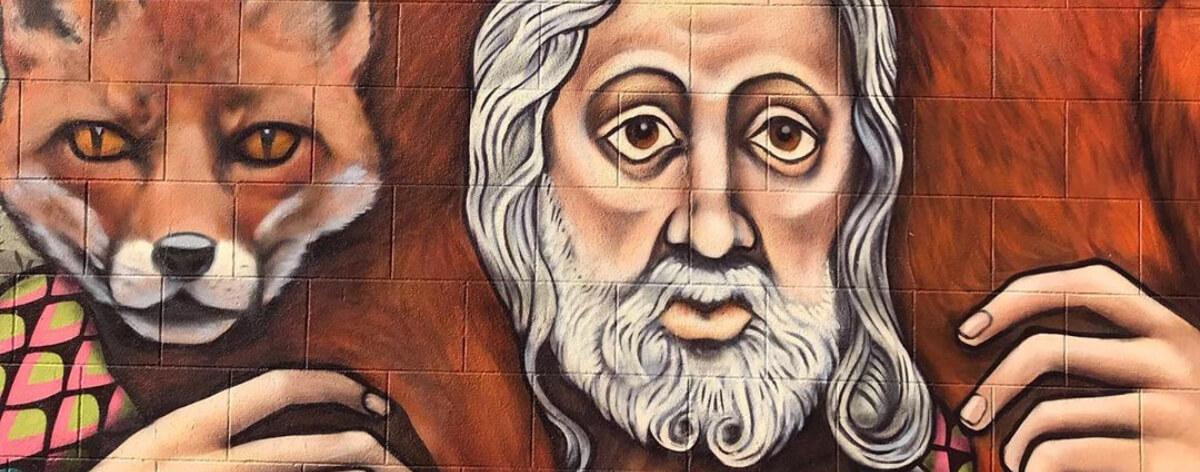 Nuevos murales en Bruselas son homenaje a Bruegel
