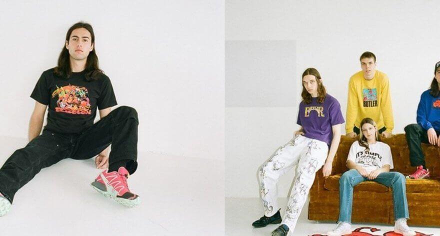 BUTLER SVC presenta nueva colección de streetwear