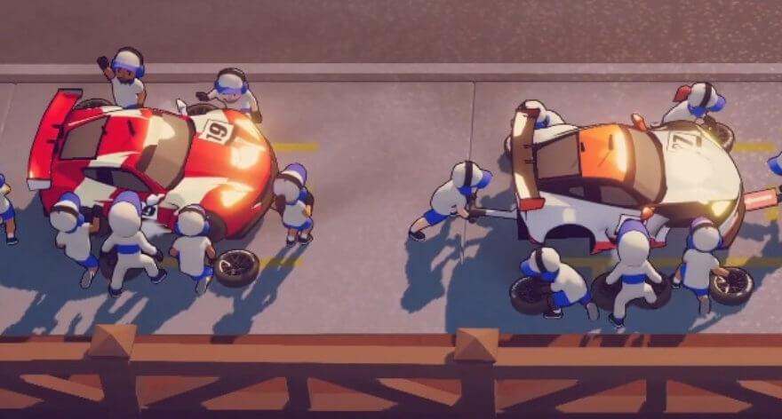 Circuit Superstars, nuevo juego mexicano de carreras