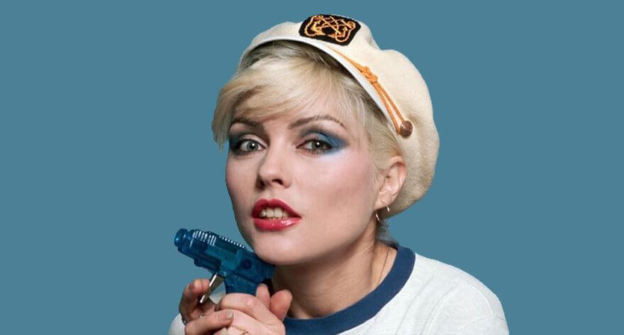 Debbie Harry de Blondie estrenará libro biográfico