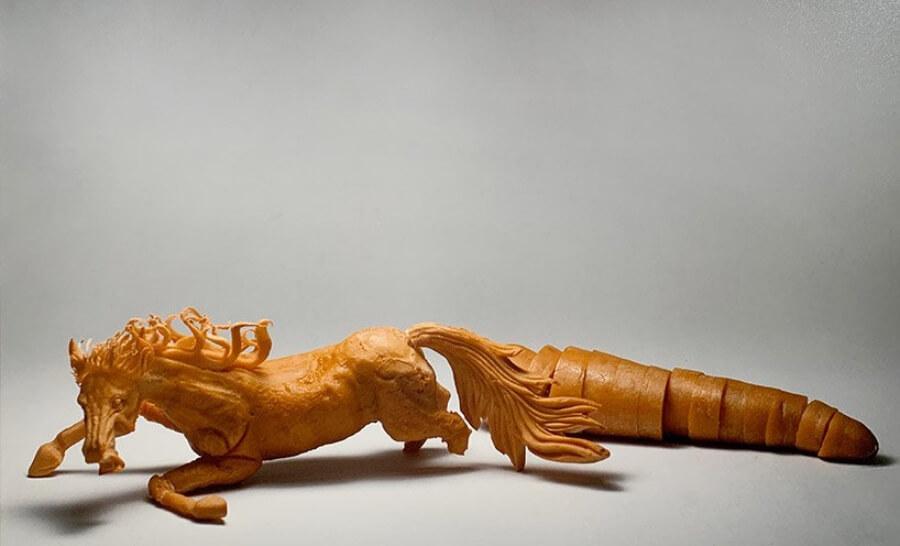 Duan Jianyu esculturas