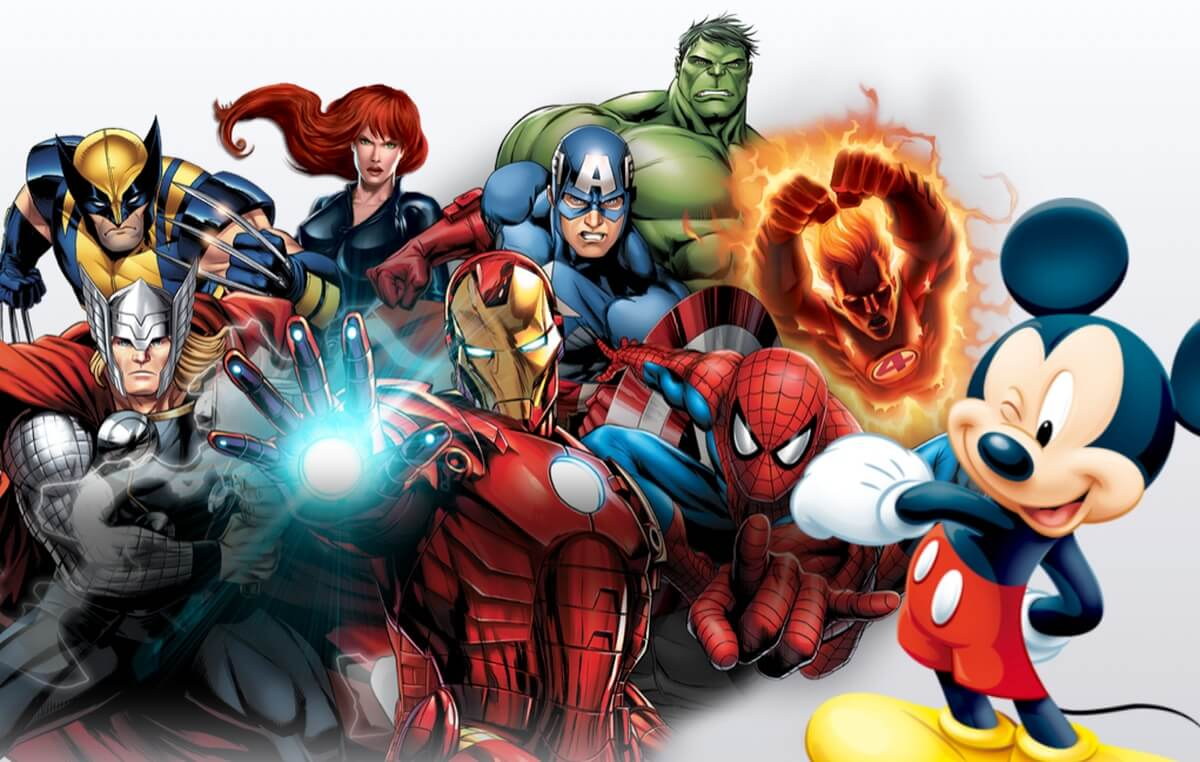 Mickey Mouse y Universo Marvel