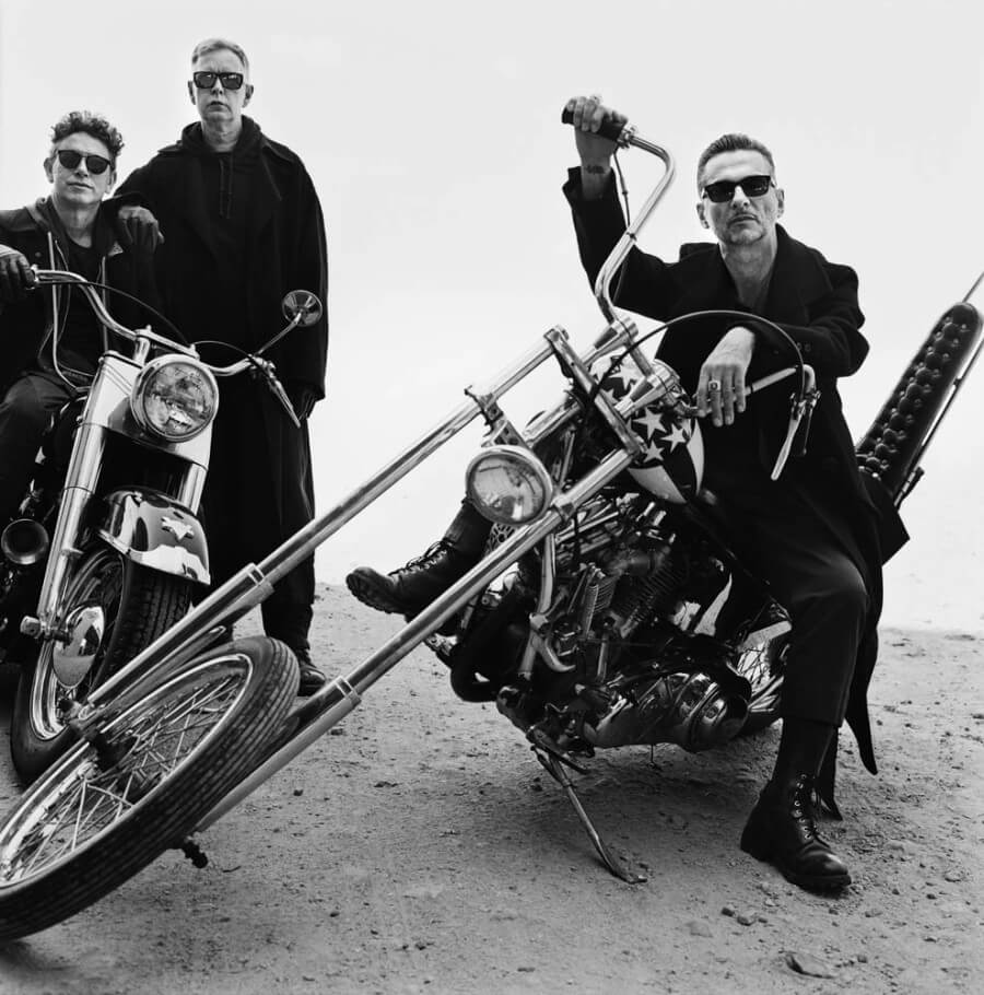 Documental de Depeche Mode