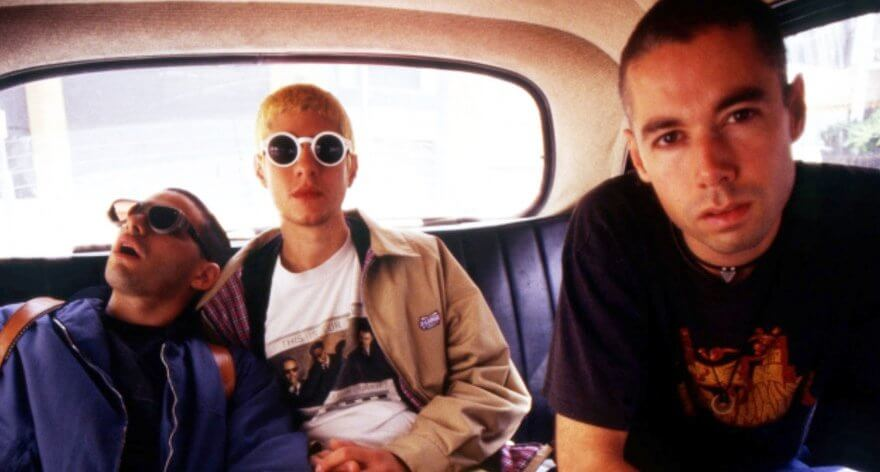 El documental de los Beastie Boys ya está disponible