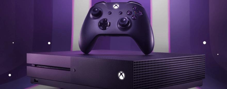 El Xbox de Fortnite está a punto de salir