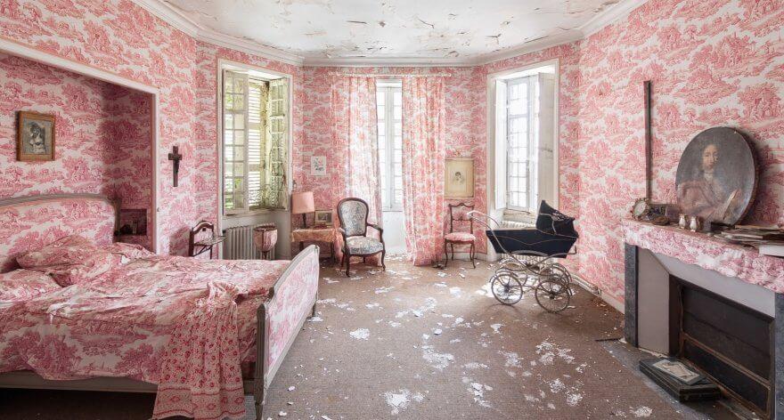 Jahz Design hace de las  ruinas toda una experiencia visual