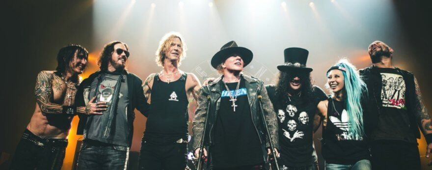 Guns N Roses regresa a México para 2 shows