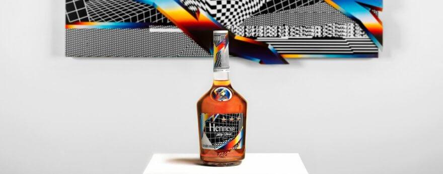 Hennessy x Felipe Pantone, la próxima silueta del coñac