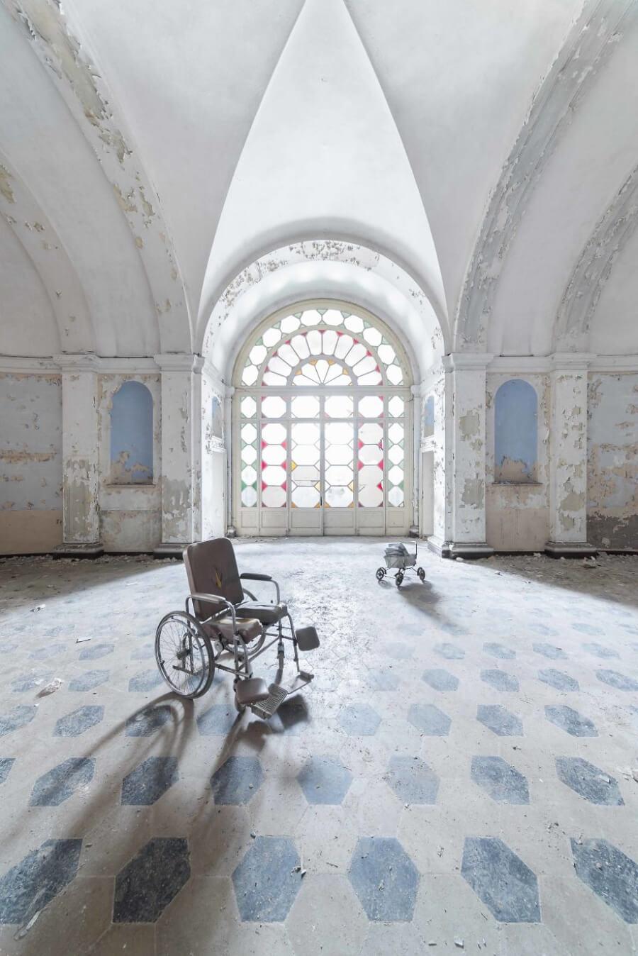 Edificios abandonados de Jahz