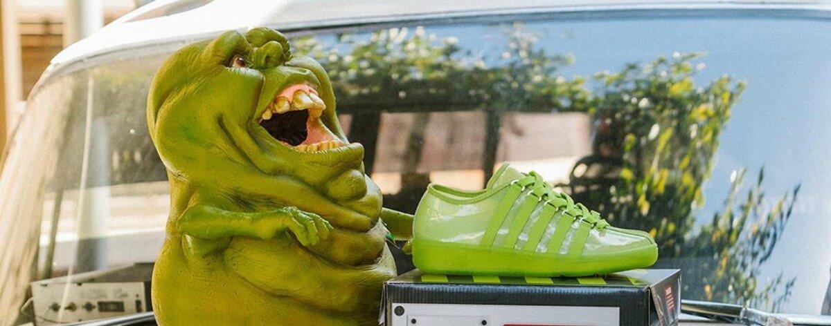 K Swiss lanza tenis por el 35 aniversario de Ghostbusters