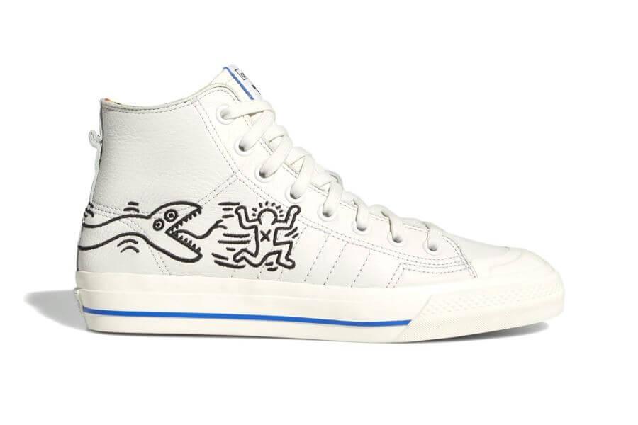 oolección de Keith Haring con Adidas