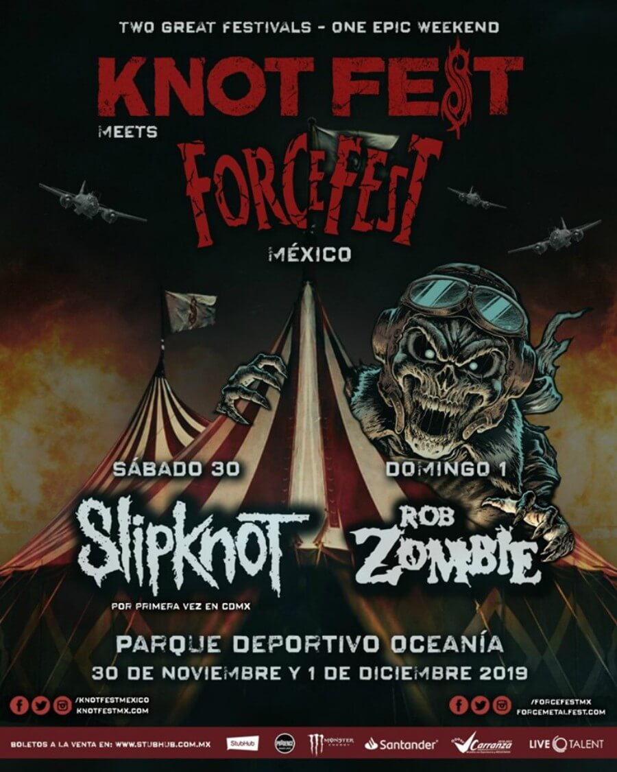 Knotfest y el Force Fest