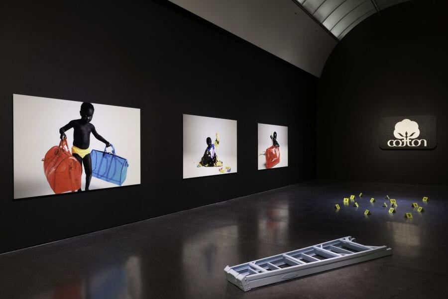 La expo de Virgil Abloh disponible hasta septiembre
