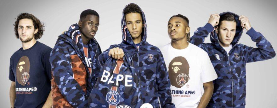 Las 5 mejores colaboraciones de streetwear