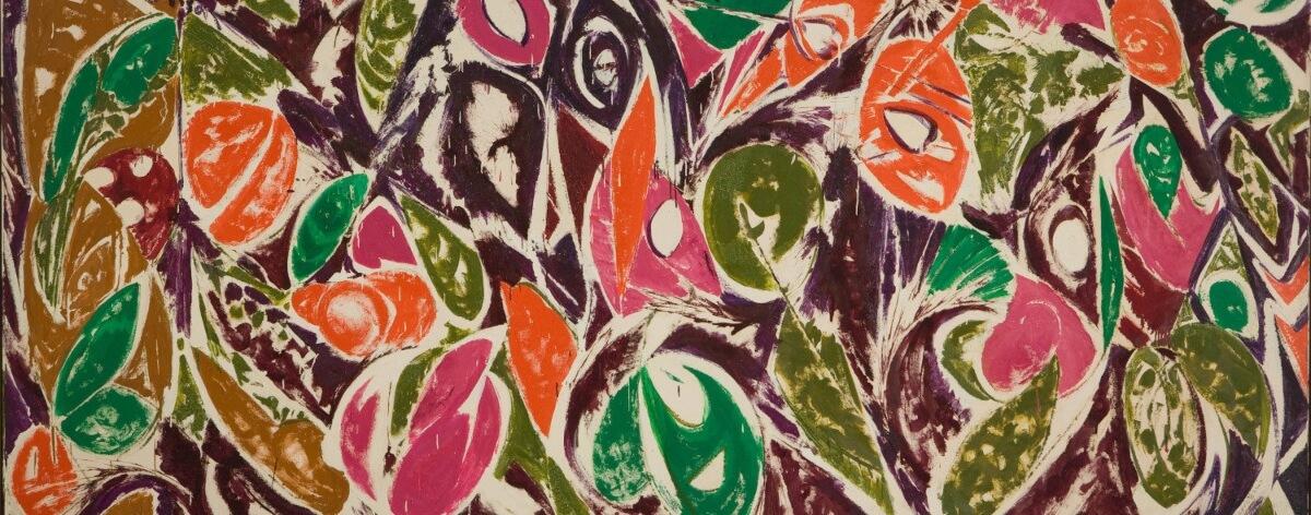 Lee Krasner es homenajeada en exposición de Barbican