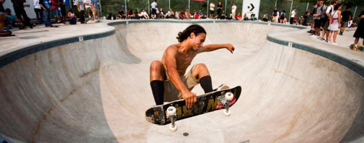 Los 5 mejores spots para practicar skateboarding