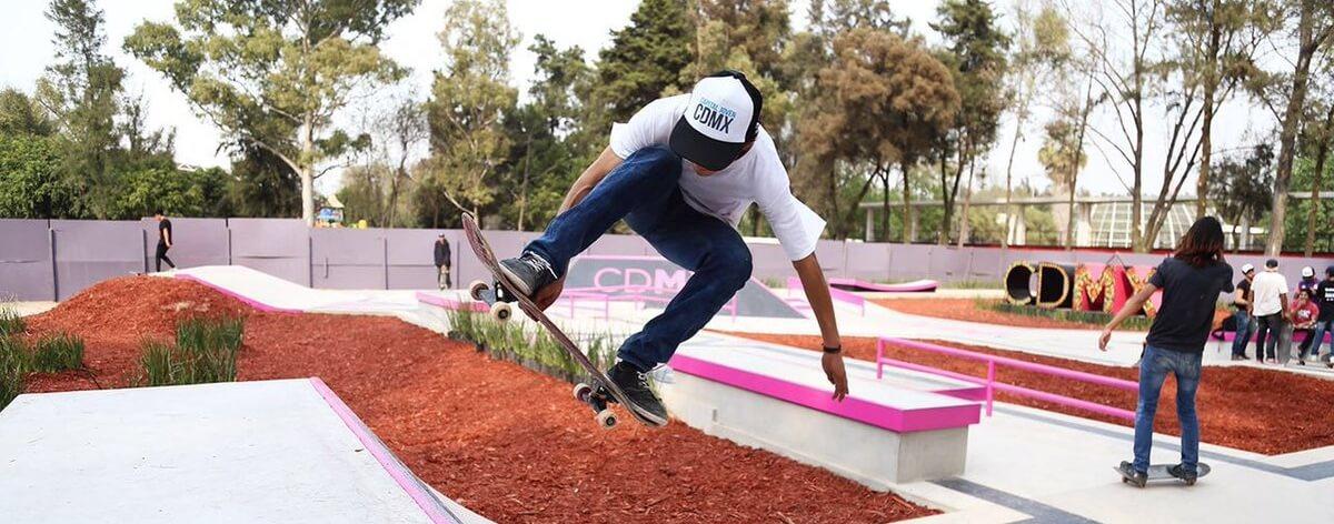 Los mejores skateparks para tablear en la CDMX