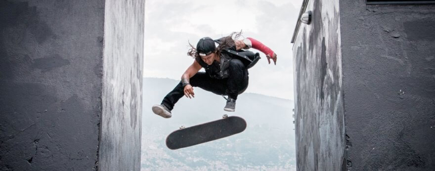 Los mejores skaters originarios de Colombia