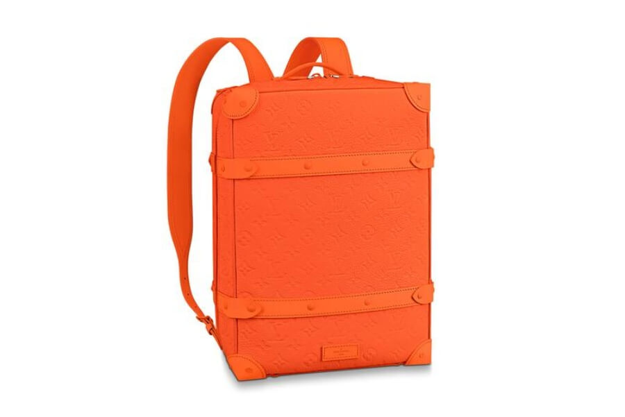 Louis Vuitton presenta drop naranja