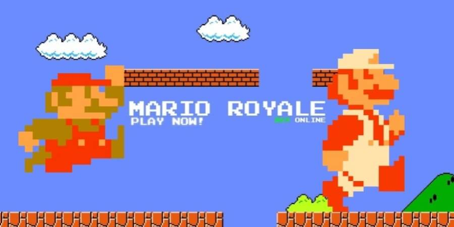 Battle Royale de Mario Bros totalmente gratis aquí