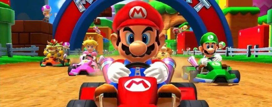Mario Kart llega a todos los smartphones