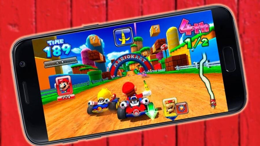 Mario Kart en versión Beta