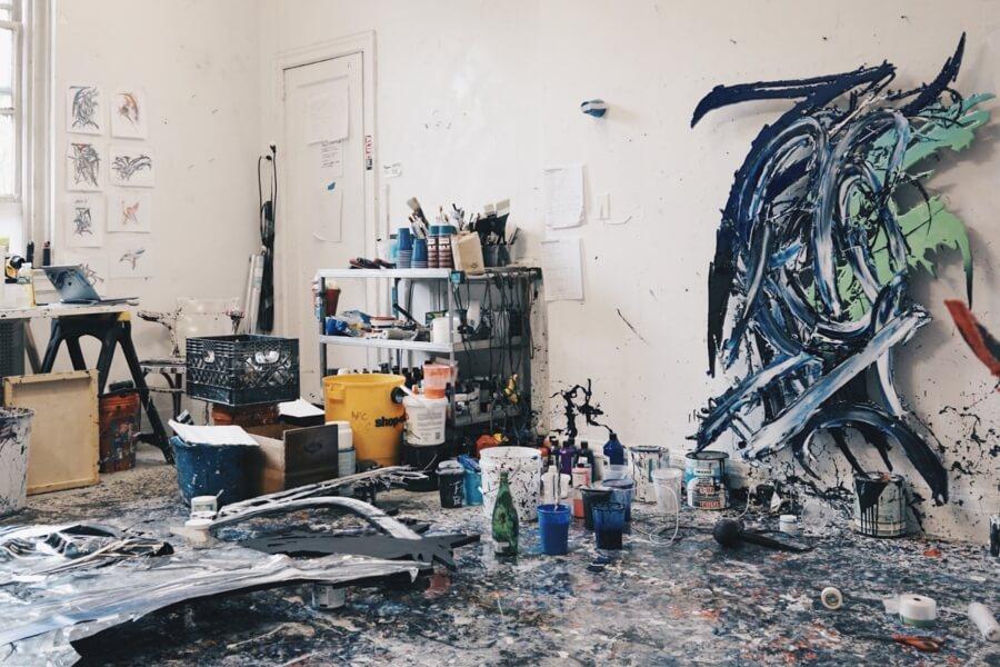 """El artista japonés presenta """"Shadow Pieces"""""""