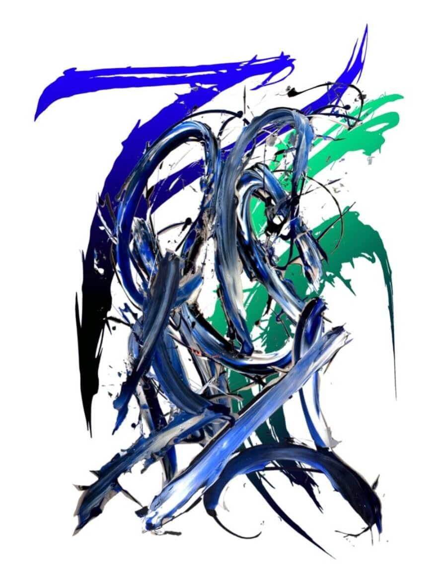 """Meguru Yamaguchi presenta """"Shadow Pieces"""""""
